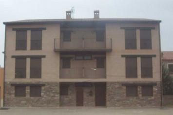 Vista de la fachada exterior de los apartamentos