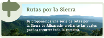 Rutas por la sierra