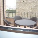 Imagen de la terraza