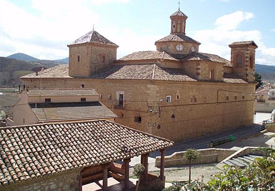 Vista general de Gea de Albarracín