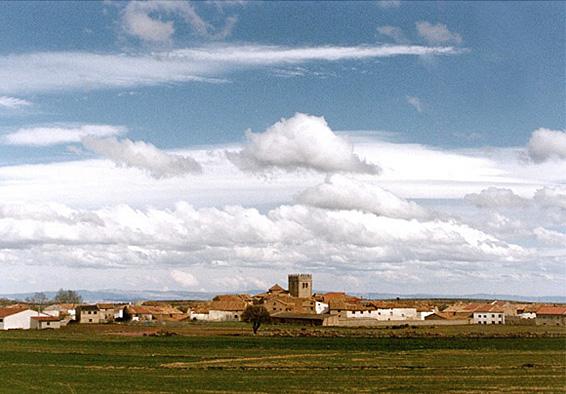 Vista general de Pozondón