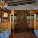 Habitación con literas